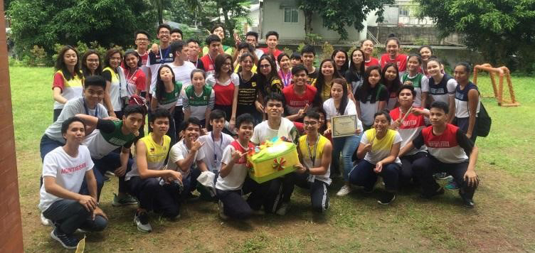 Seniors Triumph over Araw ng Wika Competitions